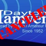 Dayton Hamvention Canceled!