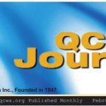 QCWA Journal – Feb 2021